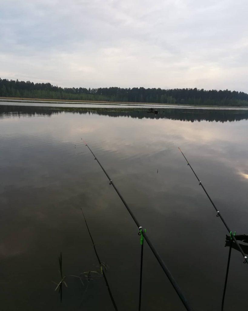На рыбалке хайку сочиняются легко